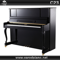 Chinese handmade black upright piano musical instrument