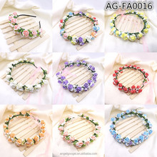 Party Flower Hair Hoop/Decorative Wedding Hair Accessories /Fashion Hair AG-FA0016