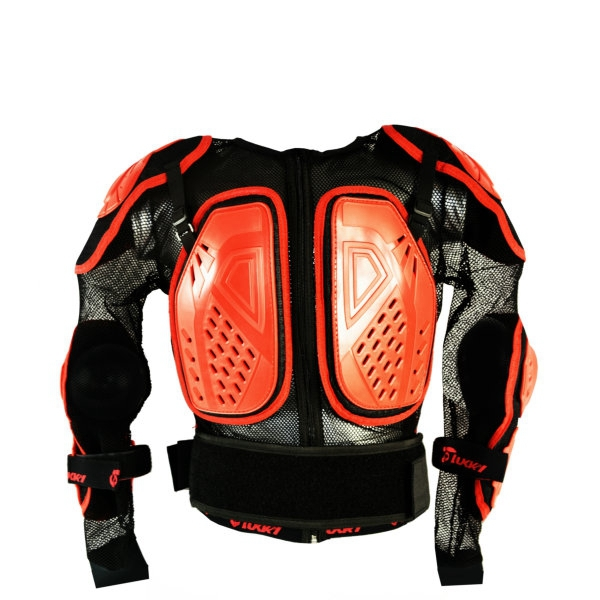 Motorcycle Racing jacket Full Body Armor Jacket Spine Chest Protective Gear Motocross