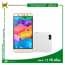 Alibaba shop 2.5D round edge Tempered Glass Screen Protector for Huawei Honor play 4X