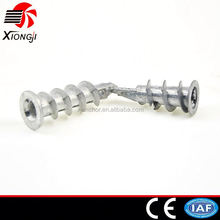 OEM Plasterboard Versatile Durable Zinc Alloy Metal Railings Stone Cladding Anchor