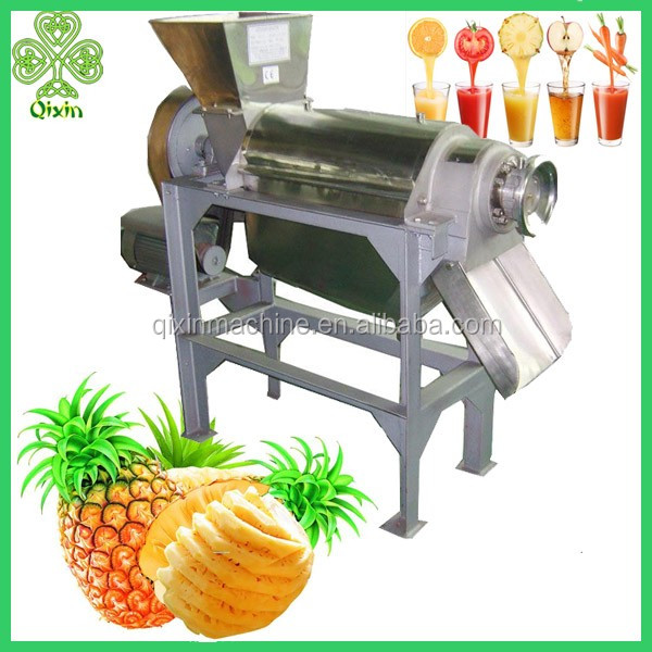 industrial pineapple juicer / pineapple squeezer / pineapple juice extractor machine