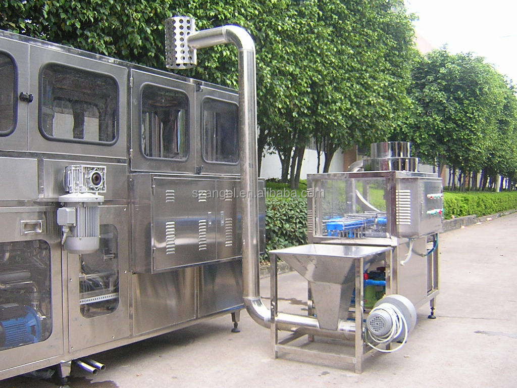 200BPH 20 Liter Bottled Water Filling Machine