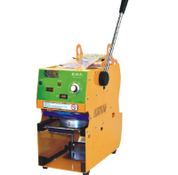Manual bubble Cup Sealing Machine cup sealer for bubble milk tea shop sealing machine use