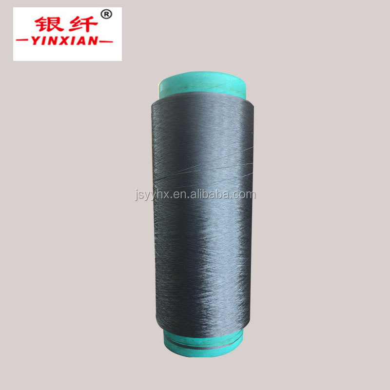 pbt yarn manufacturers poliester dty 150d colored yarn