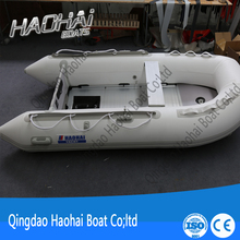Rigid Inflatable Boat With Outboard Motor for Mini Fishing Boat