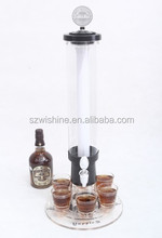 hot sale economy wine gun/wine shot /bar tool/bar accessory/personalized wine gifts/wholesale beer tower with tap