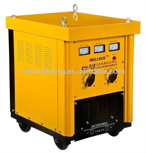 Rectify arc welder