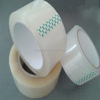 Cold resistant Bopp circle adhesive tape for freezer
