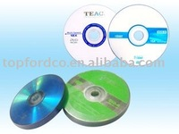 New Promotion! 4.7GB 16X Blank DVDR disc for movie,data