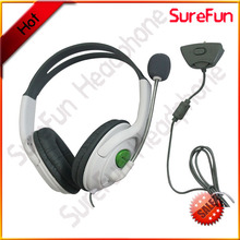 high quality game headphone for xbox360