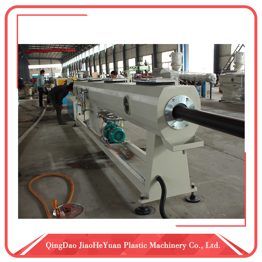 China Exporter Plastic Pipe Extrusion Machine Factory