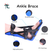 Adjustable Ankle Fracture Brace Foot Orthosis Ankle Support Waterproof Ankle Brace
