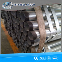(1.5/2/2.5 /3/4/12 inch) aluminium hot dipped galvanized pipe for equipment machine