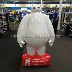 HI CE Hot! inflatable robot baymax.inflatable baymax for sale