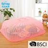 Top 10 save 5% free sample ecofriendly small square Shunfu 518 51*40*16 4 sides Decorative Mesh Umbrella Table Food Cover