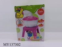 Manual operate ice cream machine funny ice cream maker toy for kids