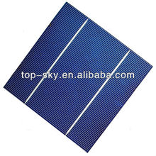 multi-crystalline silicon solar cells,Single crystal silicon solar cells.