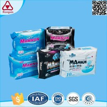 Best Selling Organic Bio Sanitary Pads for Japan