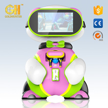 Children Virtual Reality Machine 9D Vr Bear Baby Girls Boy Arcade Coin Operated Video Kids Vr Games