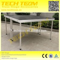 hotel party cheap stage mobile stage for sale