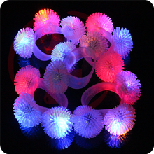 2016 factroy price party flashing led wristband party supplies medical