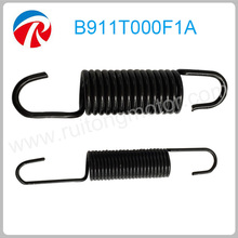 Double torsion spring,motorcycle main stand /single stand spring,double spring
