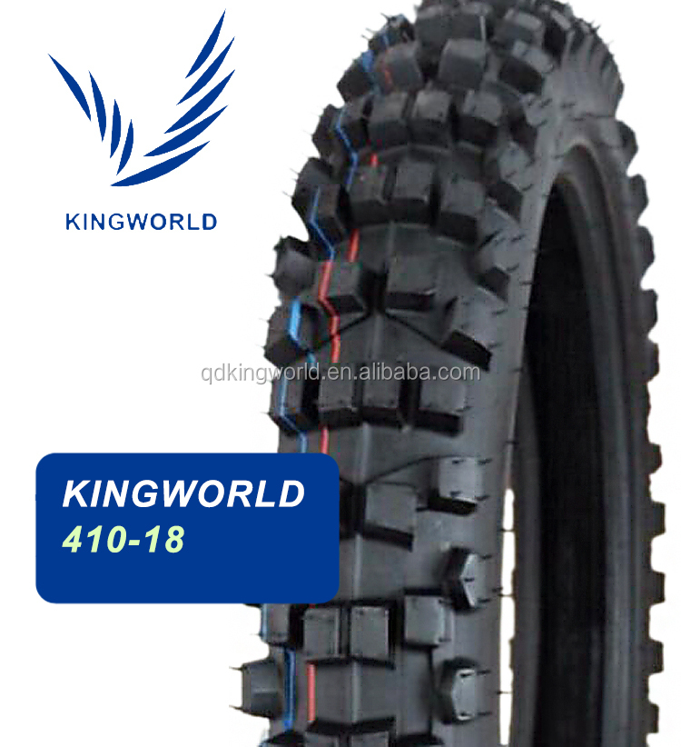 410-18 Super Abrasive Resistance Good Quality Motorcycle Tire
