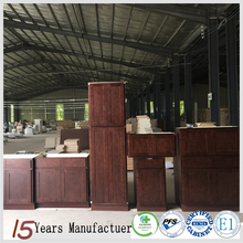 Professional Factory Directly American Shaker Style Solid Wood Kitchen Cabinet