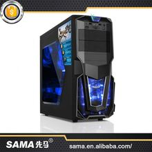 SAMA 2016 Hottest Superior Quality Vertical Type Computer Tower Case