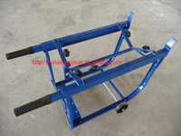 Heavy duty best selling two wheels hand trolley/tool cart/hand cart