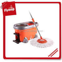 200 MM Ultra-large Revolving Plate Pedal Rolling Spin Mop