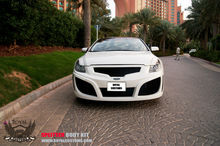 NISSAN ALTIMA SPLITTER BODY KIT