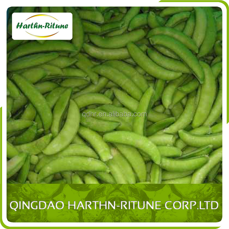 selling good flavor frozen fresh sugar snap peas