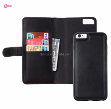 2 in 1 wallet leather case for iPhone 7 7 Plus,mobile phone accessories