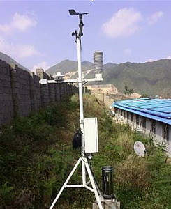 Wifi Small Agricultural Meteorological Stations Weather Station