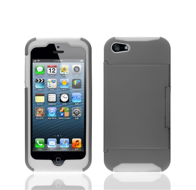 hard pc shockproof cellphone case