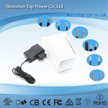 4.6V 2.6A 12W AC/DC ADAPTER replacement of foot/horizontal/vertical wall mounted type