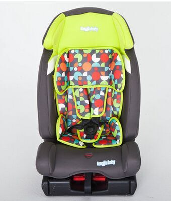 2016 high quality baby harness booster with ECE certificate baby car seat