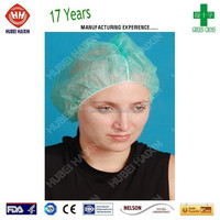 Disposable Nurse Cap Sisiter Cap