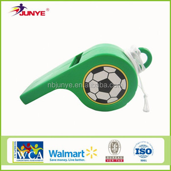 funny whistle logo customized football game