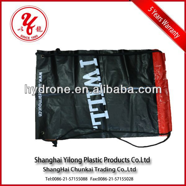 2.5mil thickness plastic bag