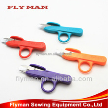 Sewing thread clippers protect finger color mini professional scissor