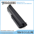 10.8v 4400mah laptop battery PA3819U for TOSHIBA L635 L640L645 L645D L650