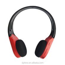Bluetooth Headphones Wireless Stereo Headsets with Mic Support TF Card FM Radio Headphone for Samsung