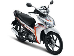 Motorcycle Wave RSX 110cc