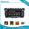 double din car dvd gps for AUDI A1 2010-2015