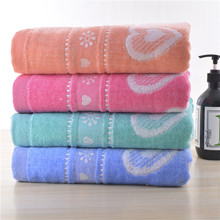 High Quality Genuine Cotton Bath Towel Supplier