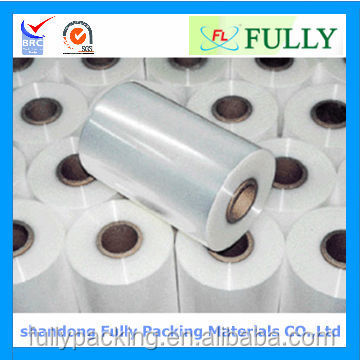 Multi layer Extrusion POF Shrink Film,POLYOLEFIN SHRINK WRAP FILM,HEAT SHRINK PLASTIC FILM