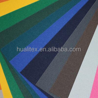 woven polyester oxford 600d 100 polyester pvc coated oxford fabric